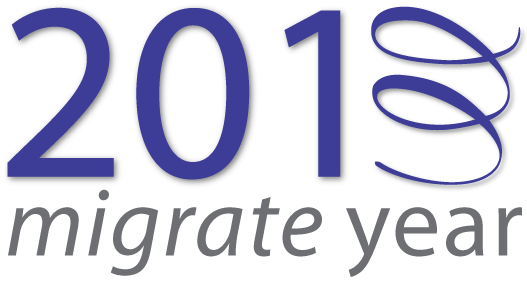 Migrate Year 2013
